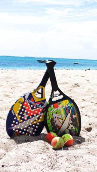 Paplūdimio teniso aikštelės ir inventoriaus nuoma Palangoje - 2