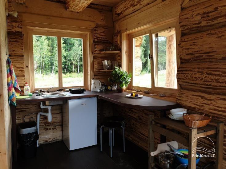 SPA-Erholungsprogramm und Saunarituale Forest SPA & Apartments - 25