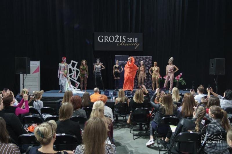 Parodos Grožis 2019 ir Stiliuz 2019  kviečia į Švyturio areną