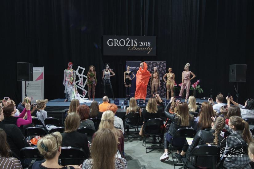 Parodos Grožis 2019 ir Stiliuz 2019  kviečia į Švyturio areną - 1