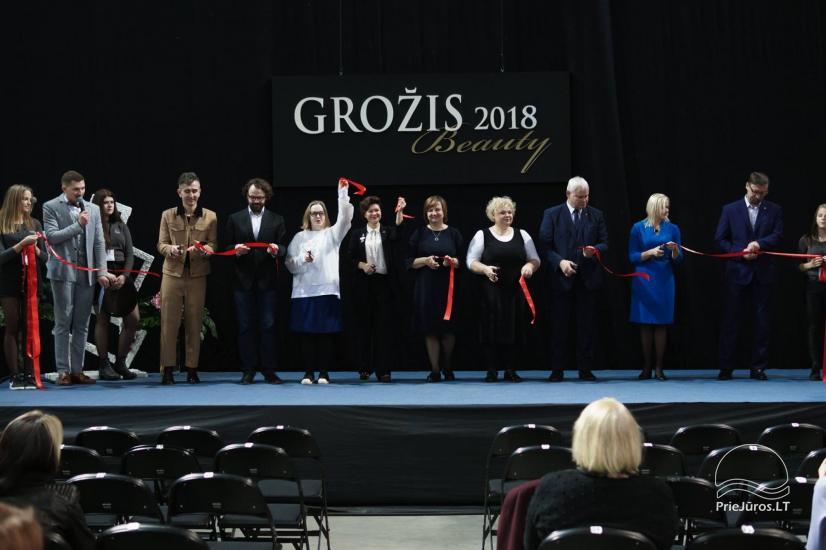 Parodos Grožis 2019 ir Stiliuz 2019  kviečia į Švyturio areną - 2