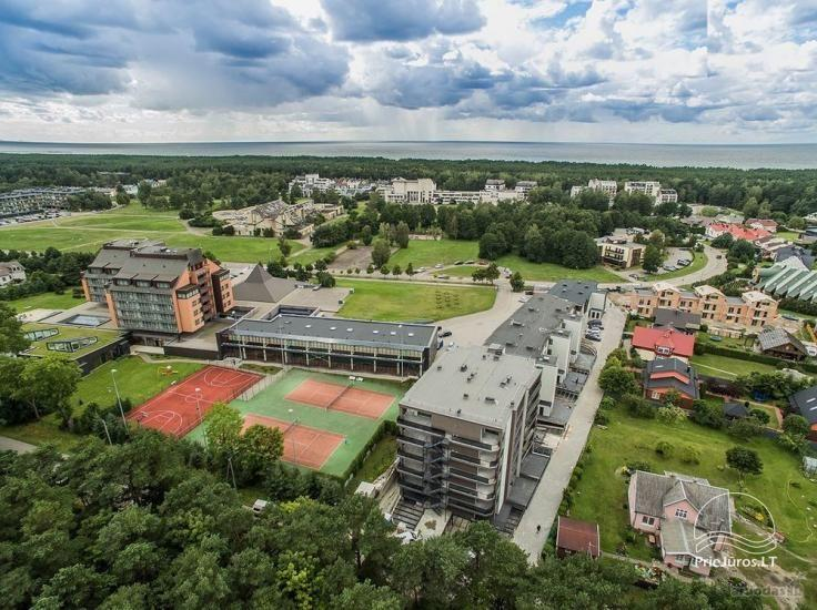 2-room flat with terrace for sale in Palanga - 1