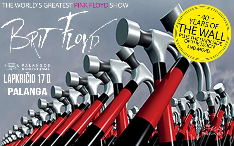 BRIT FLOYD - THE WORLD'S GREATEST PINK FLOYD SHOW 2019 - PALANGOJE - 1