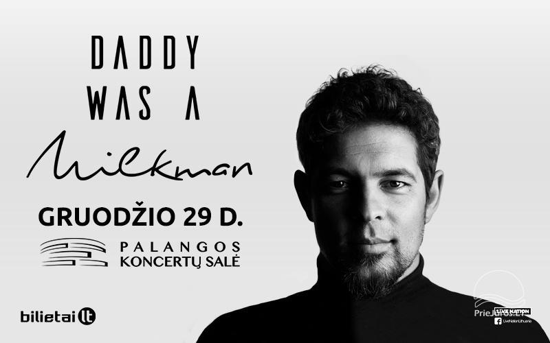 DADDY WAS A MILKMAN - PALANGOJE - 1