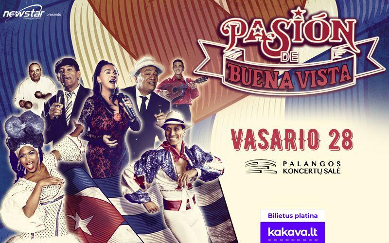 PASIÓN DE BUENA VISTA - PALANGOJE - 1