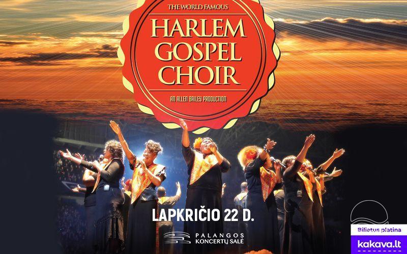 Harlem Gospel Choir - PALANGOJE - 1