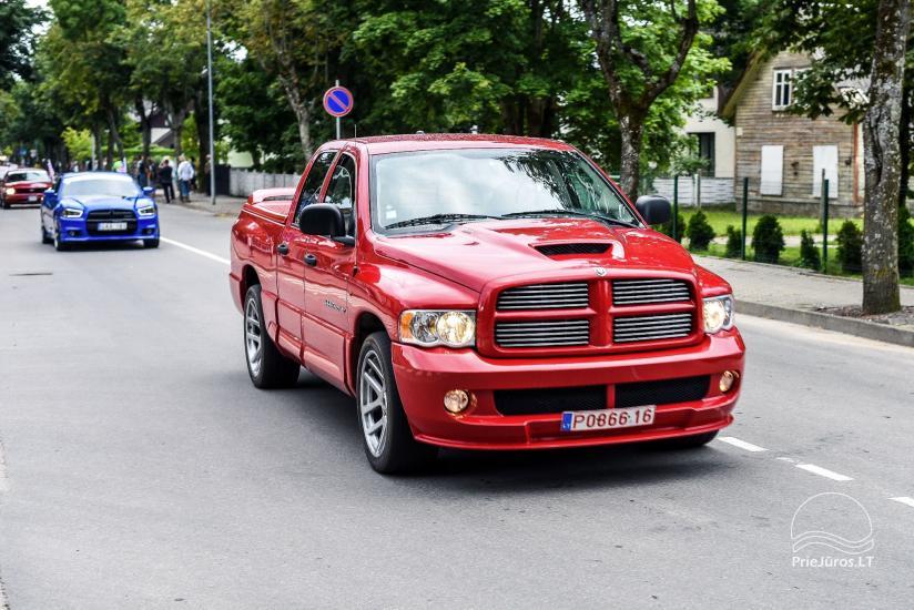 American Spirit 2020 - Amerikietiškų Automobilių Paroda XIII Palanga Liepos 31 - Rugpjūčio 1 dienomis - 9