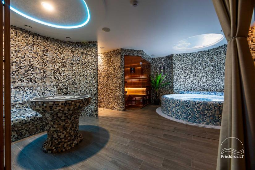 Dangė Hotel - Newly equipped spa - 1