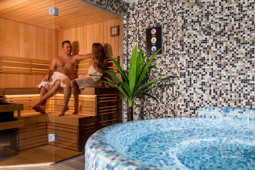 Dangė Hotel - Newly equipped spa - 3