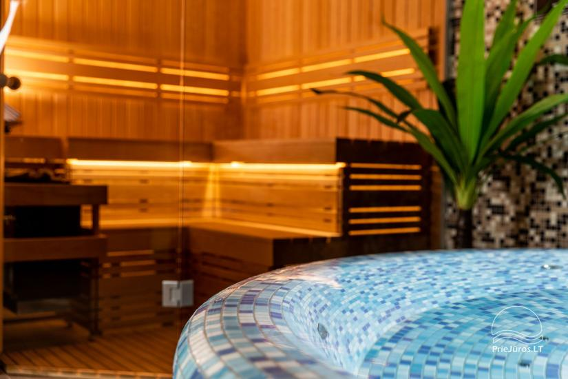 Dangė Hotel - Newly equipped spa - 4