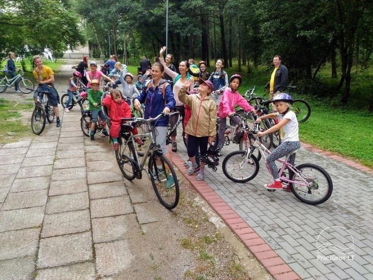 Angļu vasaras nometne par 6-17 gadu bērniem Narnia-2020 English OUTDOORS - 10