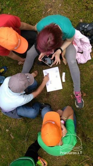 Angļu vasaras nometne par 6-17 gadu bērniem Narnia-2020 English OUTDOORS - 15