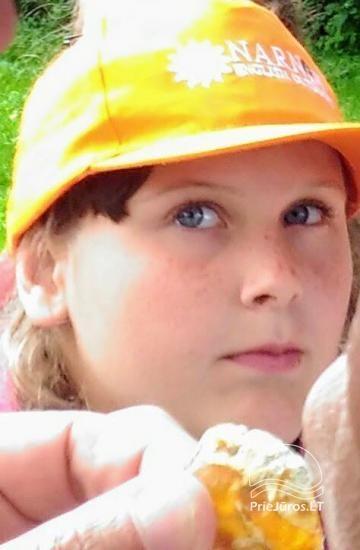 Angļu vasaras nometne par 6-17 gadu bērniem Narnia-2020 English OUTDOORS - 17