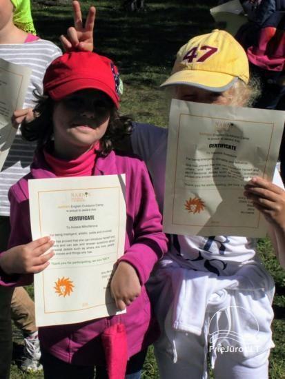 Angļu vasaras nometne par 6-17 gadu bērniem Narnia-2020 English OUTDOORS - 18