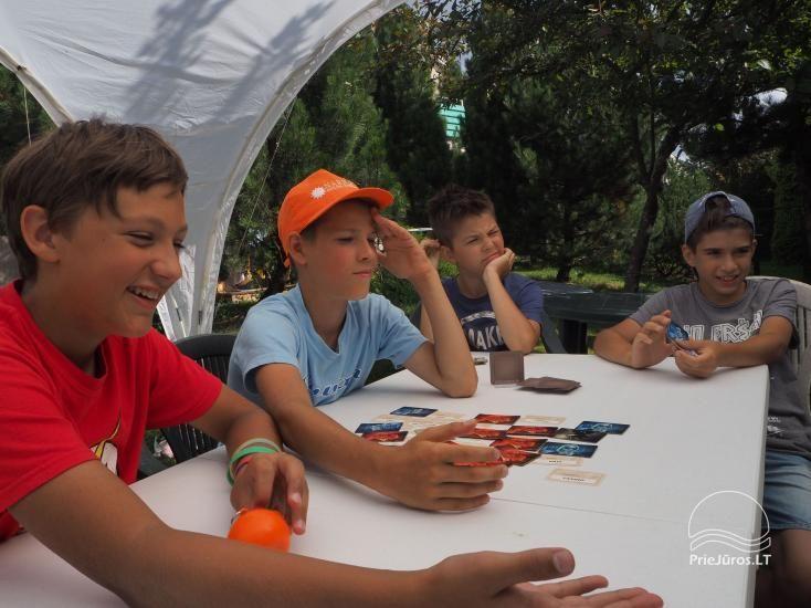 Angļu vasaras nometne par 6-17 gadu bērniem Narnia-2020 English OUTDOORS - 23