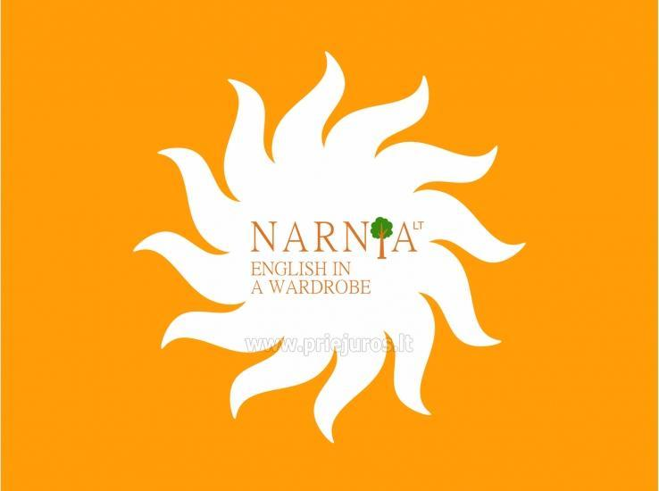 Stovykla vaikams 6-17 metų - Narnia-2020 English OUTDOORS