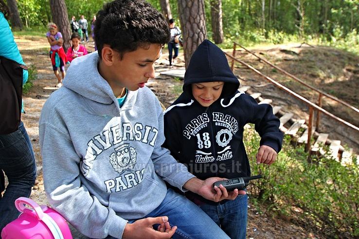 Angļu vasaras nometne par 6-17 gadu bērniem Narnia-2020 English OUTDOORS - 30