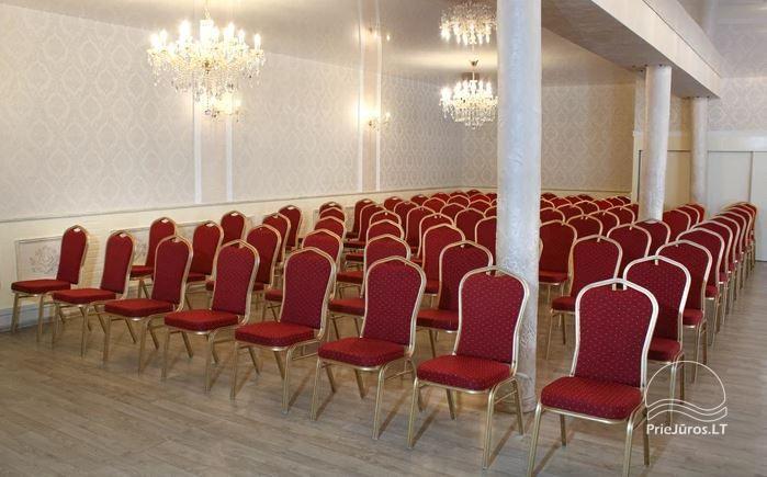 Konferencijų salės Radailių dvare prie Klaipėdos - 7