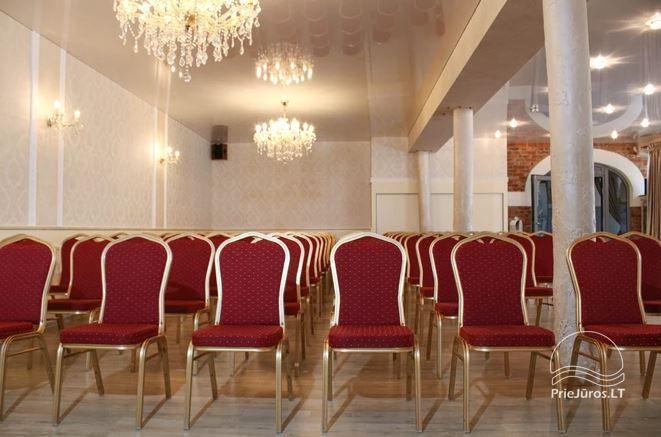 Konferencijų salės Radailių dvare prie Klaipėdos - 8