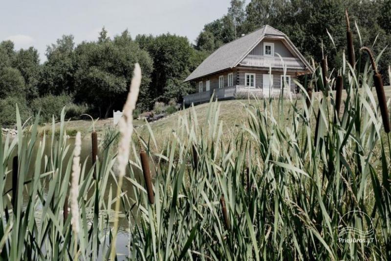 Bathhouse VYŠNIŲ DVARAS – for events and vacation!