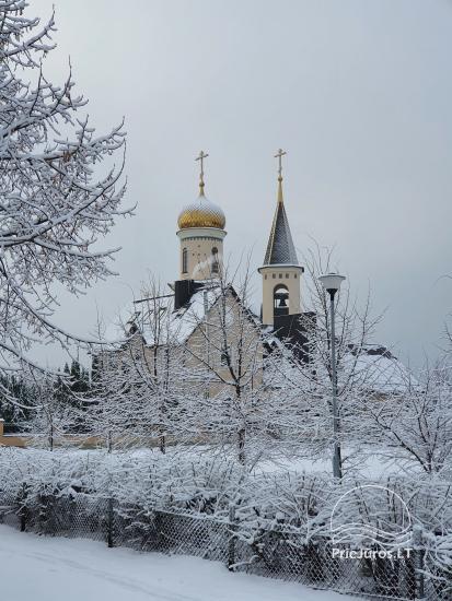 """Palangos Dievo Motinos ikonos """" Iverskaya"""" cerkvė - 2"""