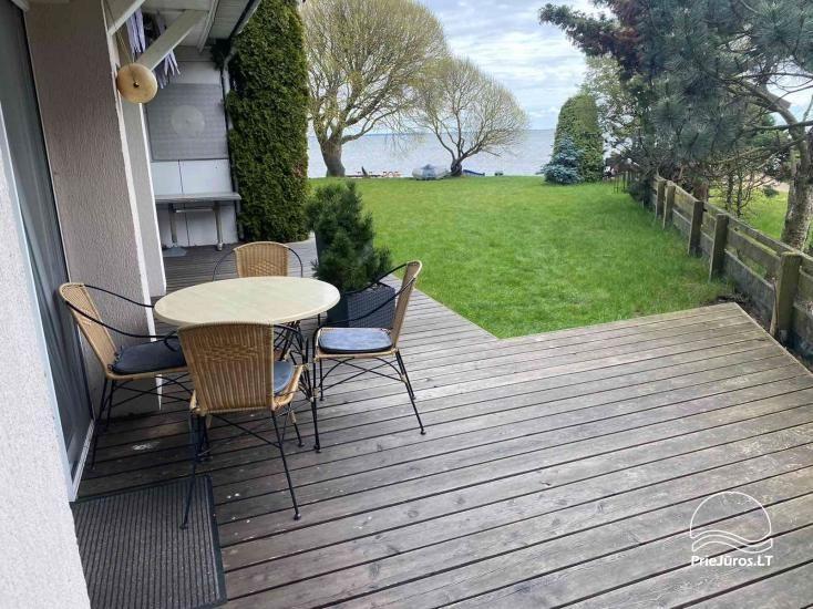 Parduodami dviejų kambarių apartamentai su terasa ant Kuršių Marių kranto - 2