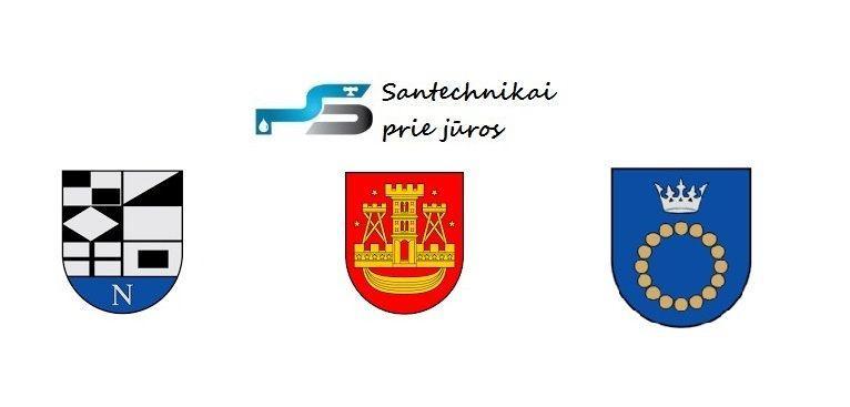 Santechnikos darbai Klaipėdoje, Palangoje, Neringoje - 1
