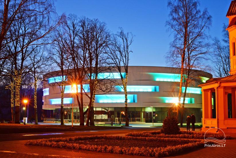 Palanga Konzerthalle - 3