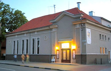 Kultūros centras Ramybė