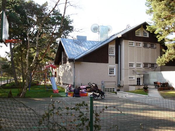 Sauna Palangoje svečių namuose LAGŪNA 30 metrų iki jūros! - 4