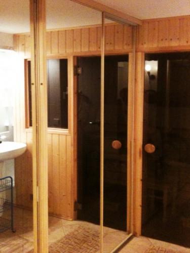 Sauna in Palanga Gastehaus LAGUNA 30 Meter vom Meer! - 2