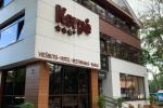 Baras – Restoranas Barcode PALANGA viešbutyje Kerpė ***