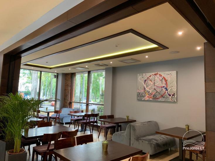 Bārs - restorāns Palangā viesnīcā Kerpe *** - 3