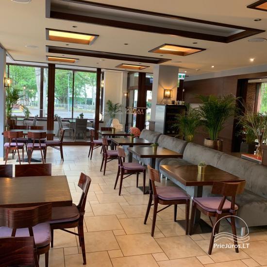 Bārs - restorāns Palangā viesnīcā Kerpe *** - 5