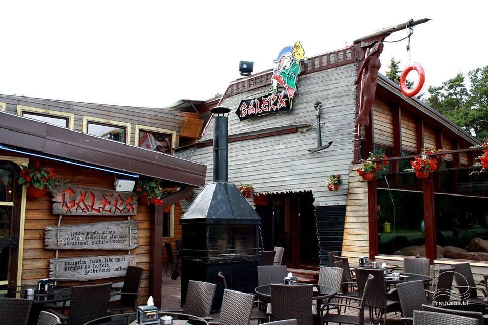 Kavinė - baras Šventojoje  GALERA - 2