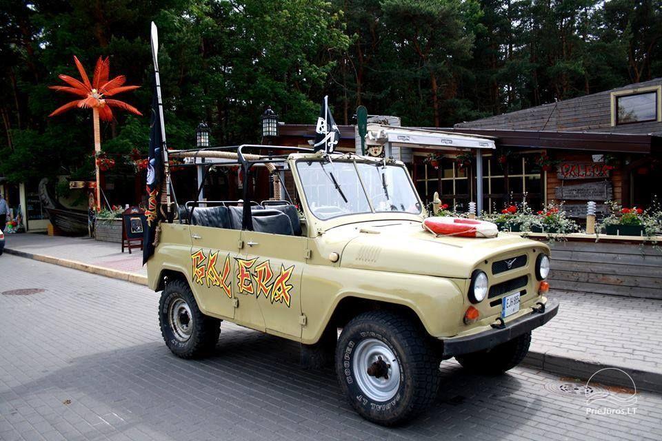Kavinė - baras Šventojoje  GALERA - 4
