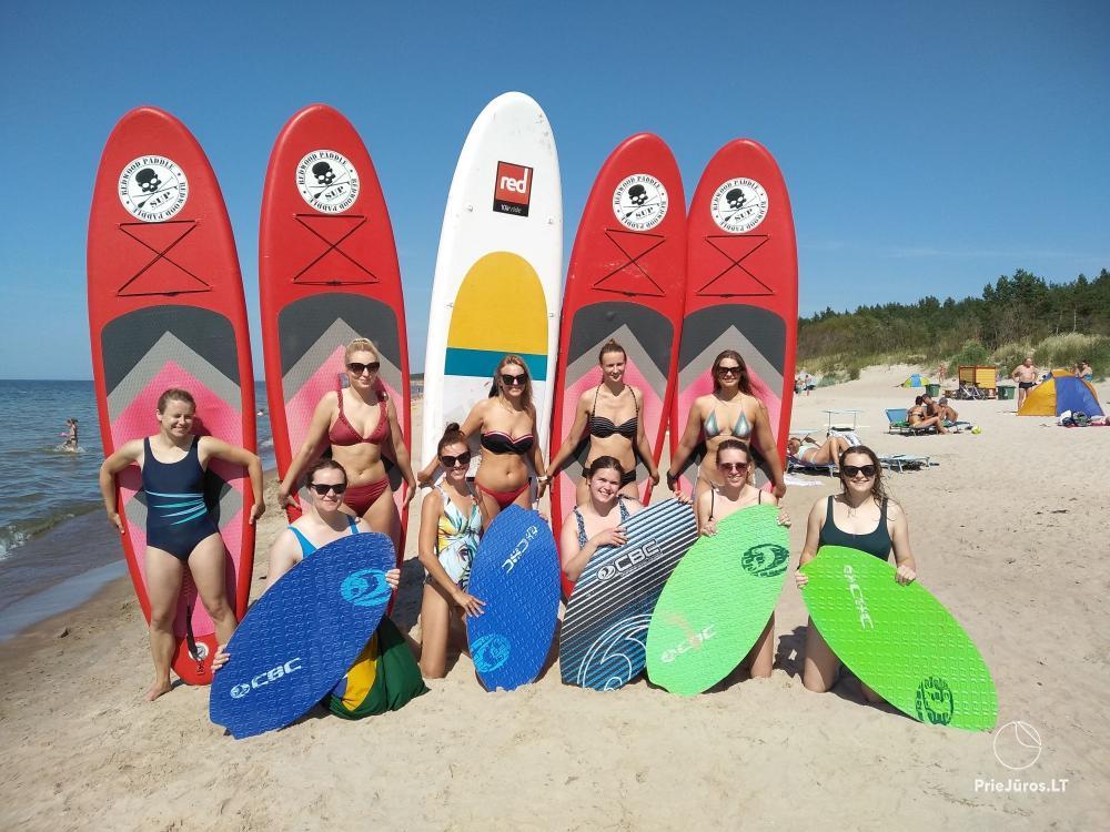 Sea Paradise Surf Sporto Centras - 6