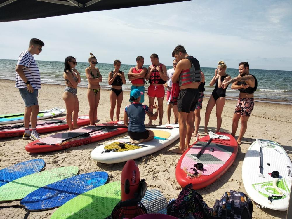 Sea Paradise Surf Sporto Centras - 3