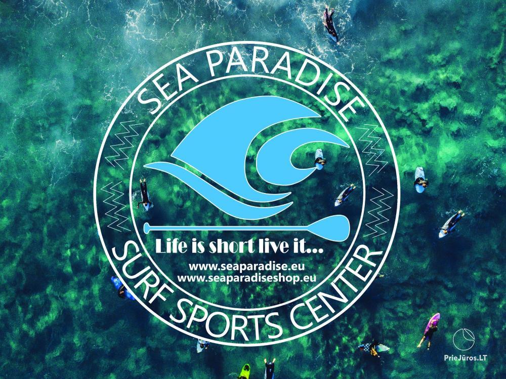 Sea Paradise Surf Sporto Centras - 29