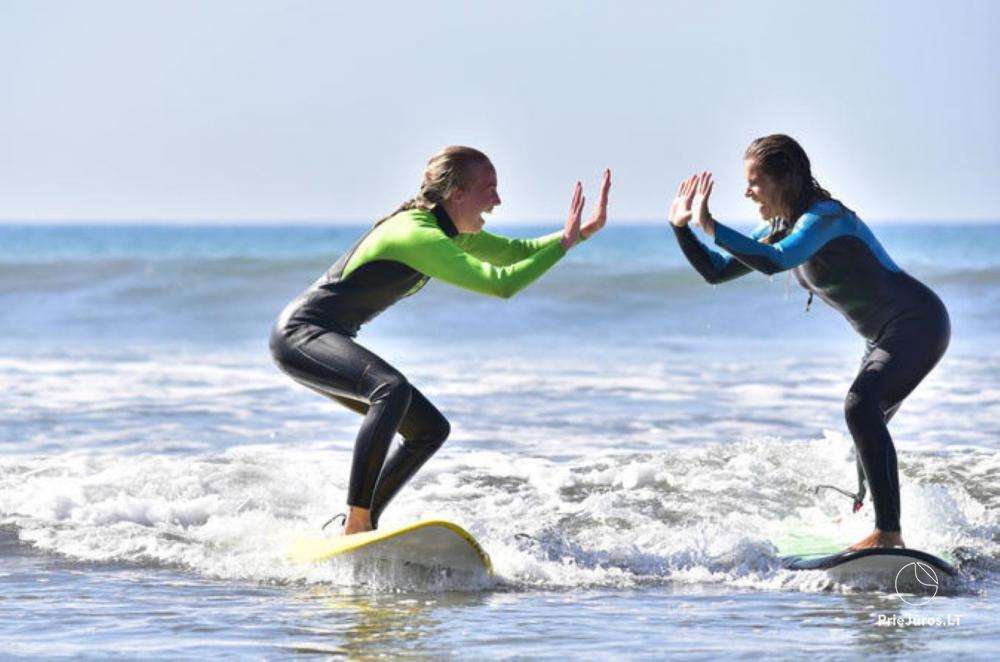 Sea Paradise Surf Sporto Centras - 1
