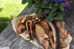 Žvejo Antano žuvis Šventojoje - pagal senas tradicijas, natūraliai rūkoma žuvis - 2