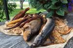 Žvejo Antano žuvis Šventojoje - pagal senas tradicijas, natūraliai rūkoma žuvis - 3