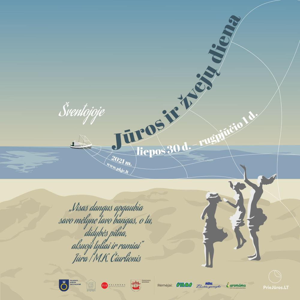 Sea and fishermen's day in Sventoji (Palanga) - 1