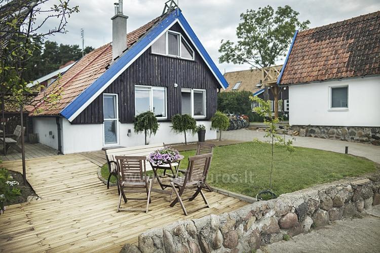Separate Ferienwohnungen und Apartments am Ufer der Lagune - 3