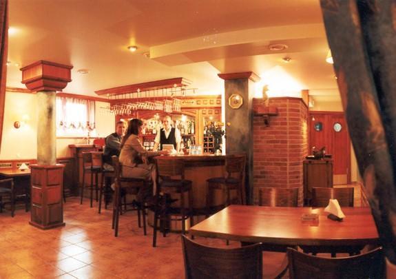 Restorāns Klaipedā viesnīcā Promenada