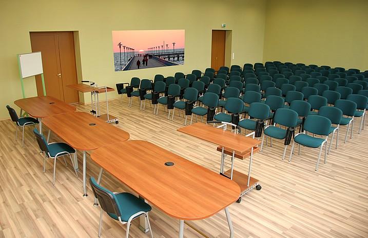 Konferencijų salės poilsio ir reabilitacijos centre Pušynas *** - 1