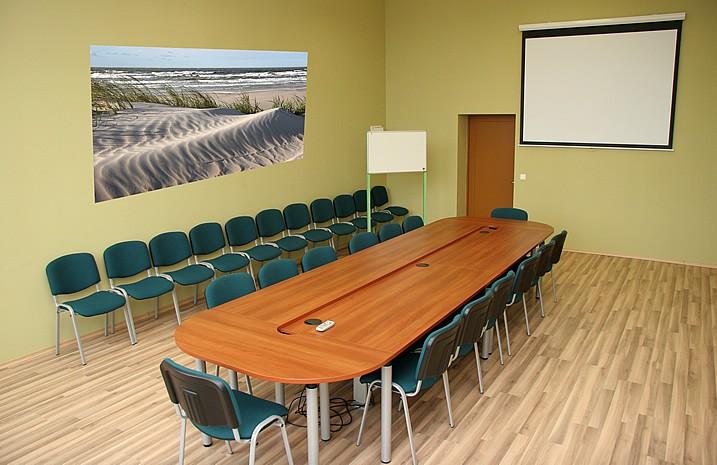 Konferencijų salės poilsio ir reabilitacijos centre Pušynas *** - 2