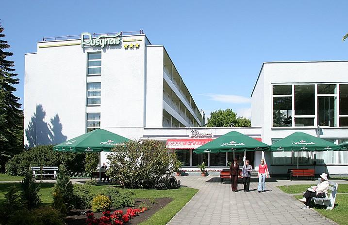 Konferencijų salės poilsio ir reabilitacijos centre Pušynas *** - 9