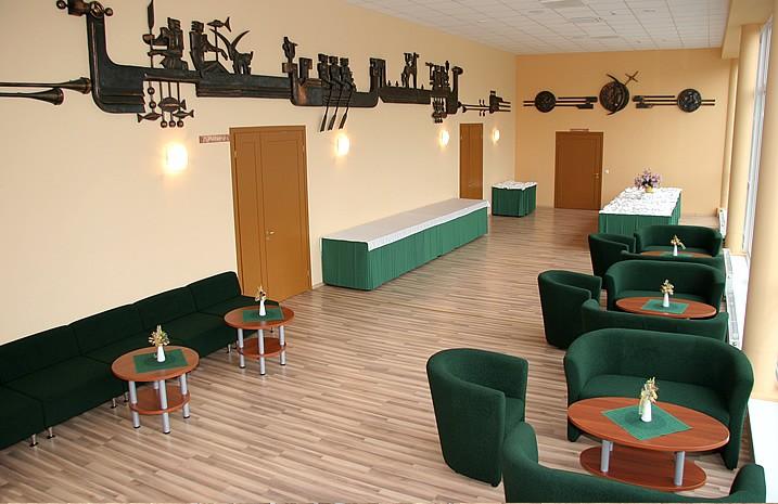 Konferencijų salės poilsio ir reabilitacijos centre Pušynas *** - 6