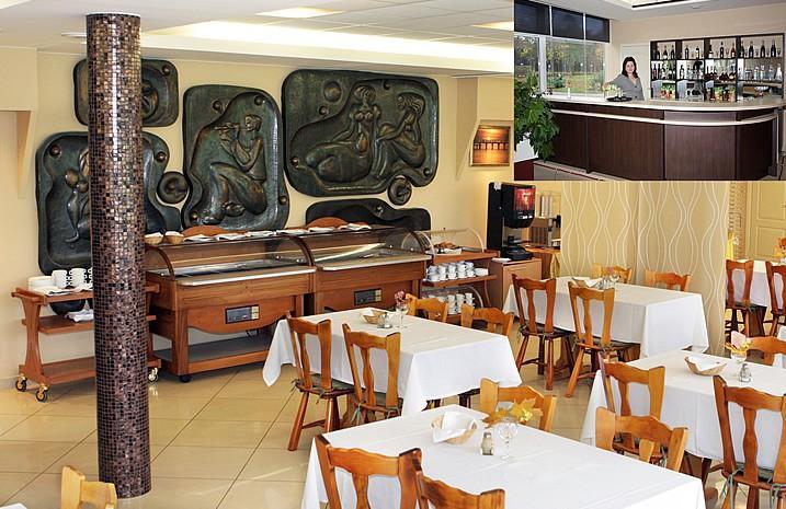 Restoranas, banketų salės poilsio ir reabilitacijos centre Pušynas *** - 1
